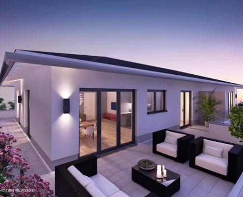 Verkauft: 17 Eigentumswohnungen in Schweitenkirchen / Westleiten