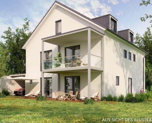 DHH & 2 Maisonettes in Schwabing/Milbertshofen