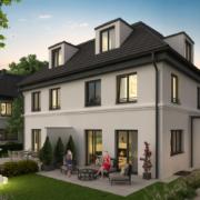 8 Doppelhaushälften in Bogenhausen